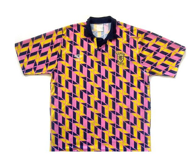 20 - Scotland 1990