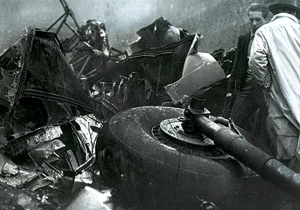 Plane After The Crash