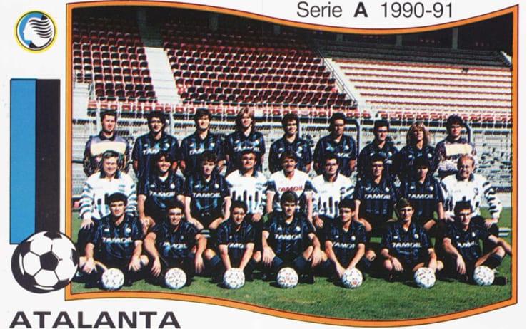 atalanta 1990-91