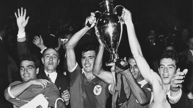 benfica first european cup 1961