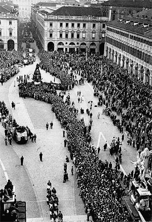 Funerali Grande Torino