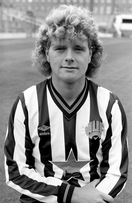 Paul Gascoigne Newcastle