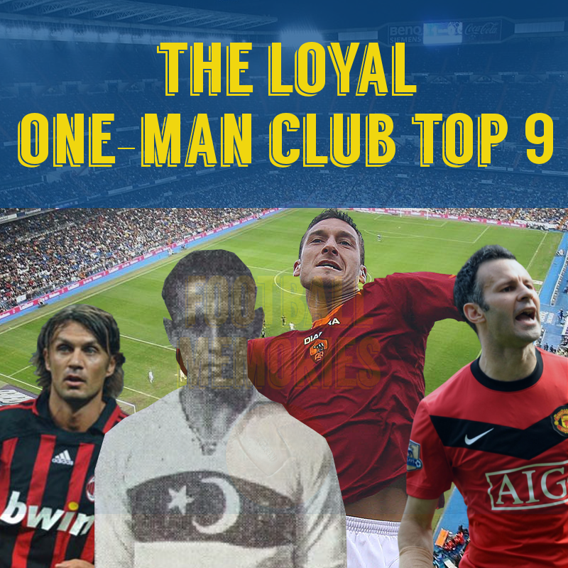 One-club players