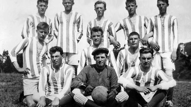 Rosenborg BK 1917