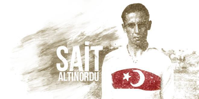 Said Altınordu record with Altınordu