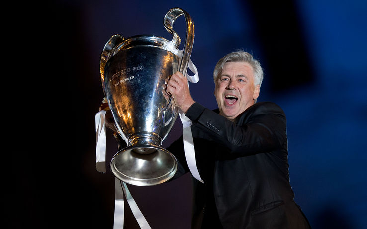 Ancelotti won champions as player and manager