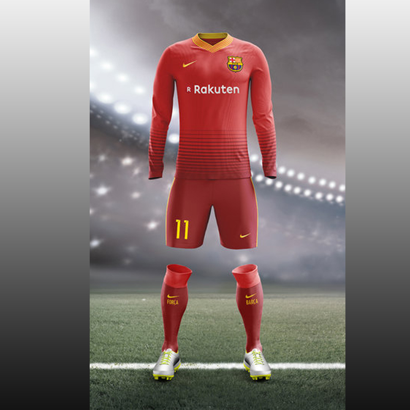 Barcelona Kit 17 18