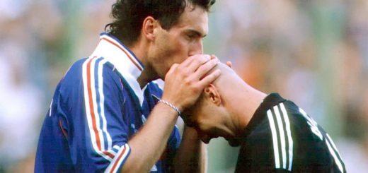 Barthez Blanc kiss