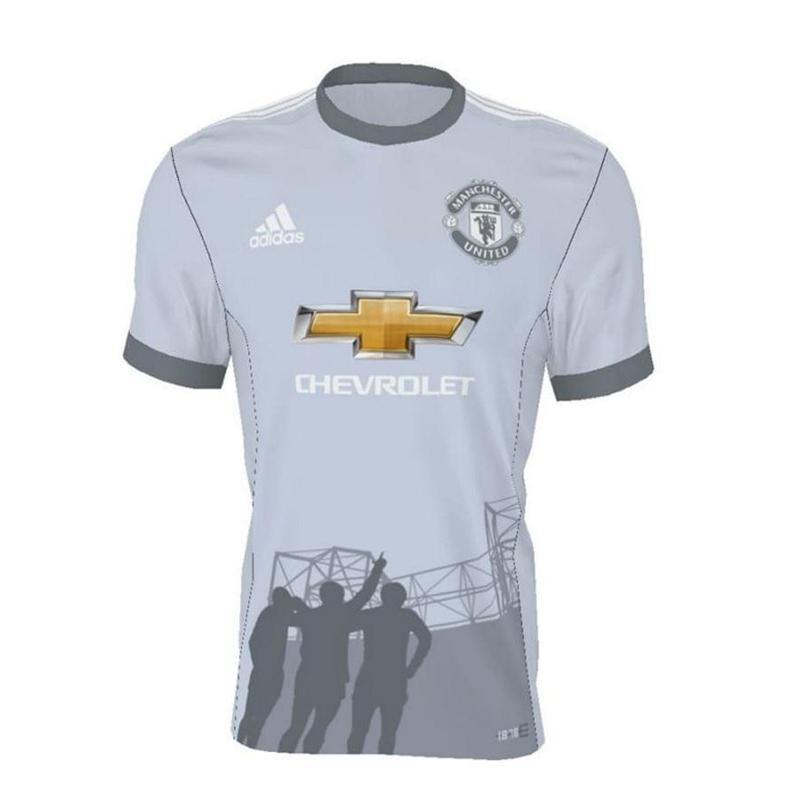 Manchester United Kit 17 18