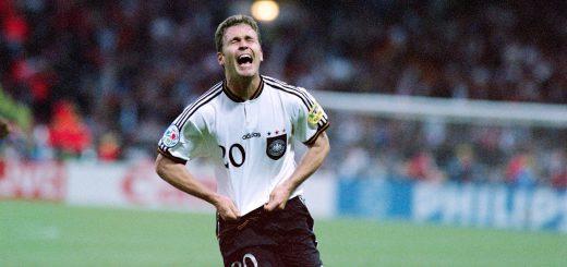 Olivier Bierhoff golden goal Euro 1996