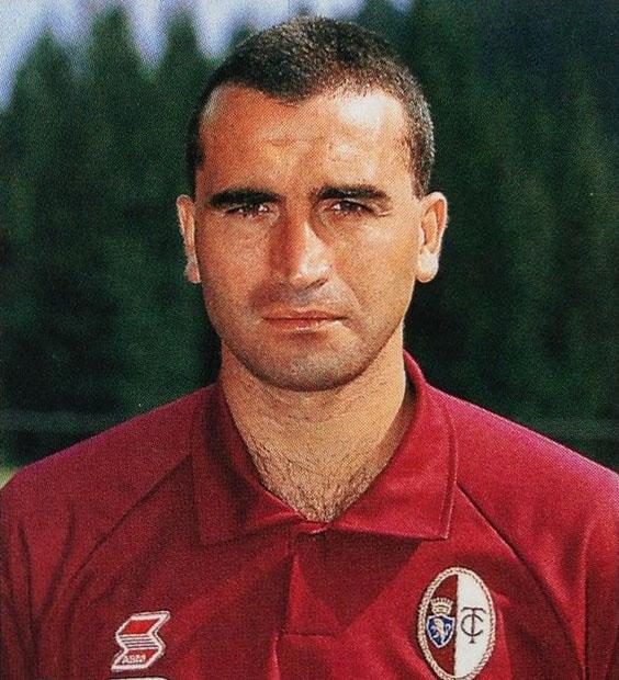 Pasquale Bruno with Torino 1992