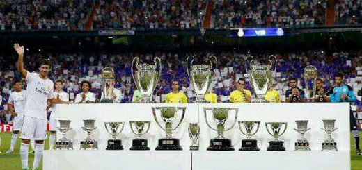Raul all trophies won with Real Madrid