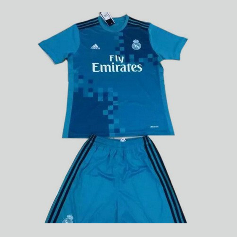 Real Madrid Kit 17 18