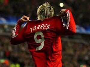 Fernando Torres in 2008