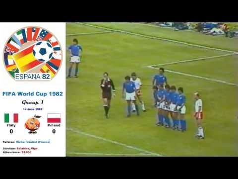 Italy Poland 1982 0-0