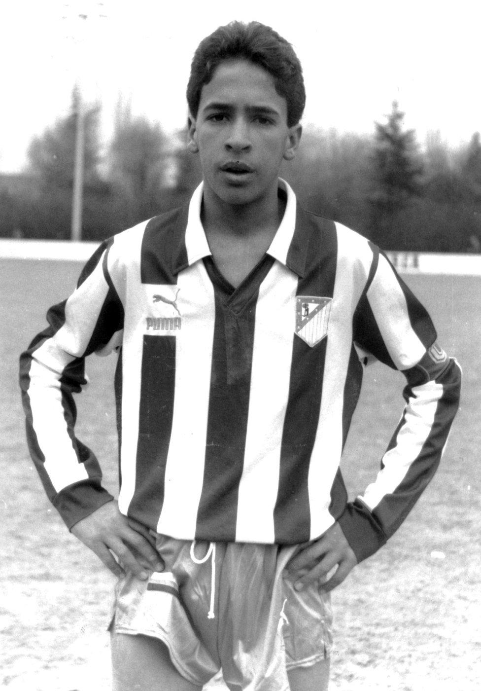 Raul Gonzalez Blanco Atletico