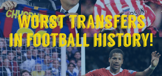 Worst Transfers in Football History