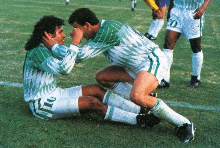 Bolivia Brasil 2-0 1993