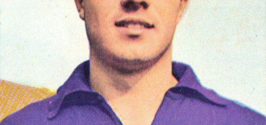 Claudio Merlo Fiorentina 1966-67