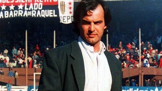 Marcelo Bielsa Newells Manager