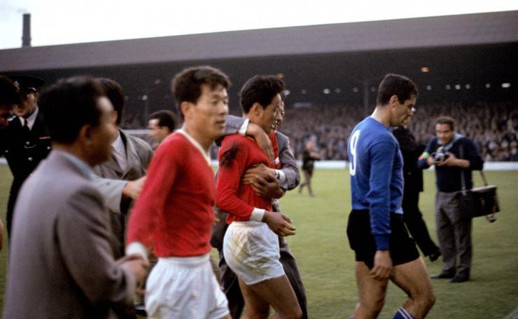 North Korea v Italy 1-0