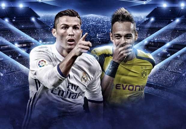 پخش زنده و آنلاین بازی رئال مادرید و دورتموند 15 آذر 96