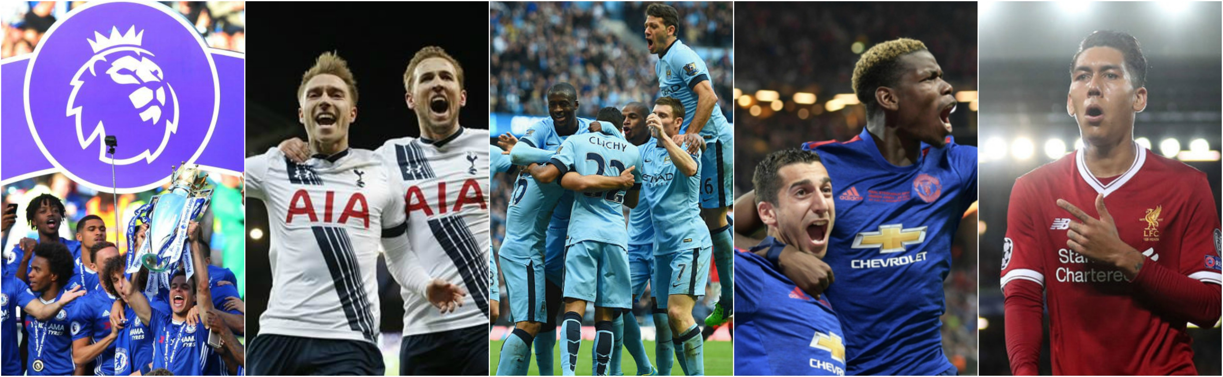 Why Five English teams in Champions League