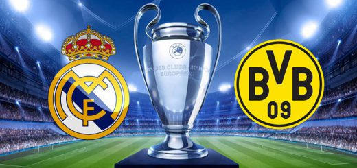 Real Madrid vs Borussia Dortmund Head to Head