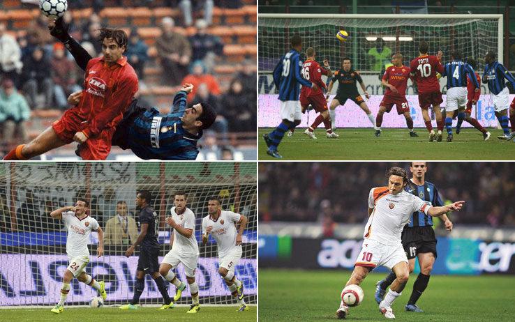 Roma Inter History