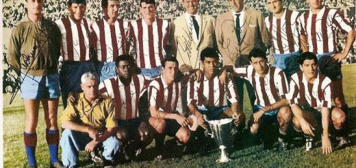 5 September 1962 Atletico Madrid won the Cup Winners' Cup