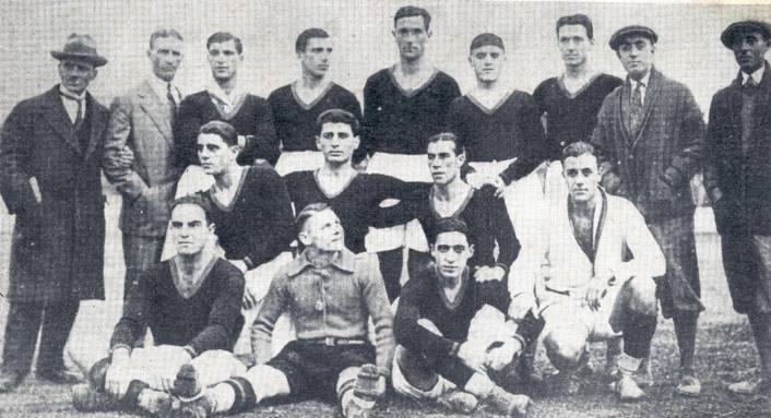 AS Roma was founded in 1927