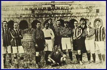 Inter was founded in 1908