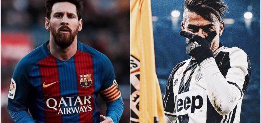 Messi vs Dybala