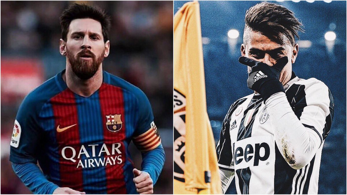 Messi vs Dybala
