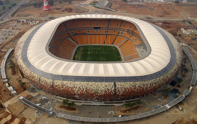 FNB Stadium - Soccer City Stadium