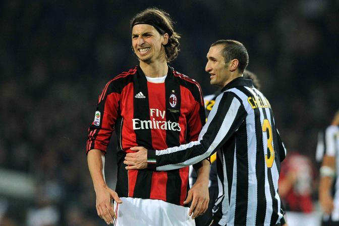 Ibrahimovic height