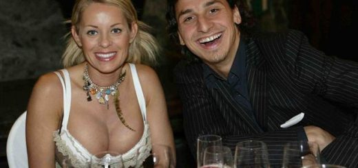 Ibrahimovic wife photo