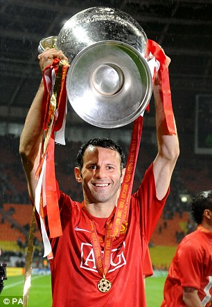 Ryan Giggs Champions League