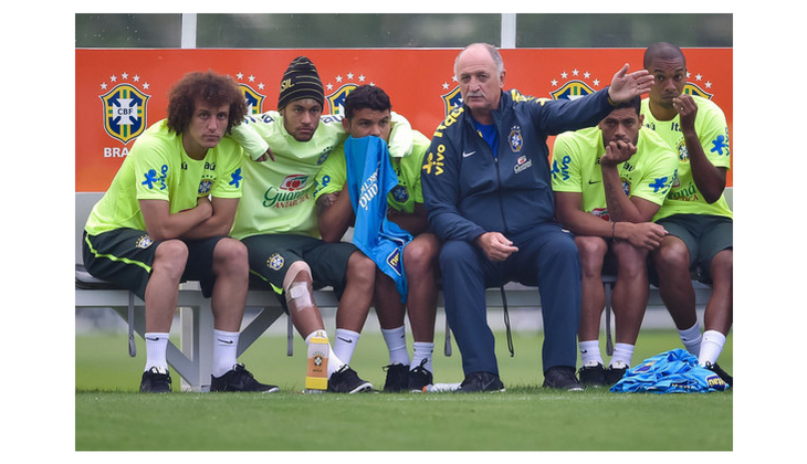 Brazil World Cup 2014 Bench